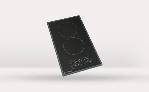 120v Lite-Touch Q® Cortez 2 Burner