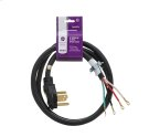 Smart Choice 6' 30-Amp. 4-Prong Dryer Cord Product Image