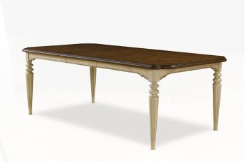 Provenance Rectangular Dining Table - English Toffee Product Image