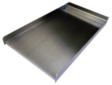 """12"""" Drop-In SS Griddle Plate"""