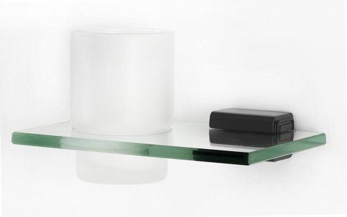 Cube Tumbler Holder A6570 - Bronze