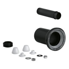 Wall Carrier Toilet Inlet and Outlet Connecting Set