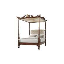 Repose (us Queen) Bed, Queen, #plain#