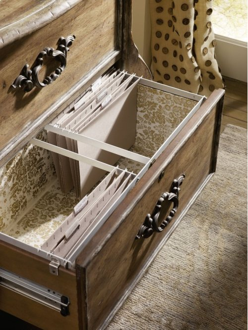 Chatelet Shaped File Chest