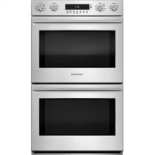 """Monogram 30"""" Electronic Convection Double Wall Oven"""