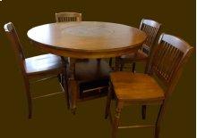 Two-tone Pub Table
