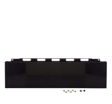 24'' Trim Kit, Black