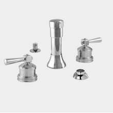 Bidet Set with Regent Handle
