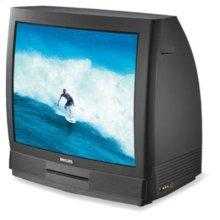 27i Color TV w/Remote Control and Stereo
