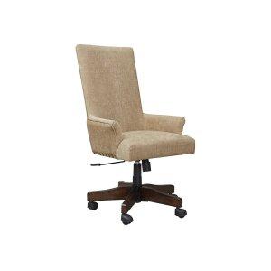 Ashley FurnitureSIGNATURE DESIGN BY ASHLEUPH Swivel Desk Chair