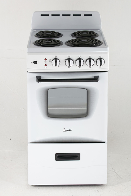 "20"" Electric Range
