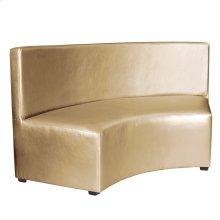 Universal Radius InCurve Shimmer Gold