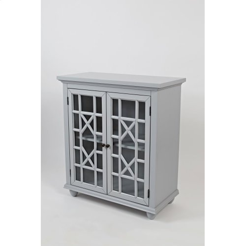 Brighton Park Accent Chest- Shades of Grey