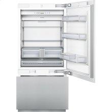 36 inch Custom Panel Built-In Bottom-Freezer T36IB800SP