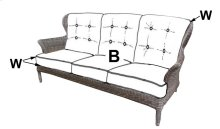 BUCKINGHAM OUTDOOR SOFA