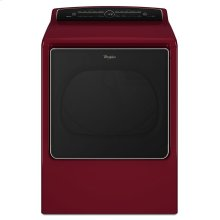8.8 Cu. Ft. front Load HE Gas Steam Dryer with Intuitive Touch Controls with Memory