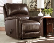 Timber and Tanning Rocker Recliner