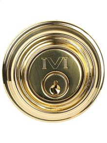 "Colonial Deadbolt 2 3/8"" BS SC"