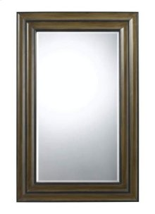 Channing rectangular polyurethane beveled mirror