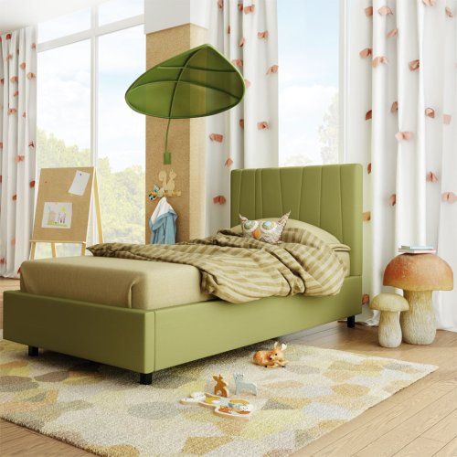 Namaste Upholstered Bed - Twin XL