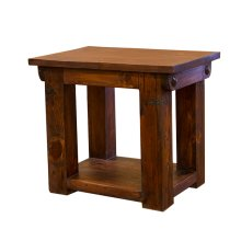 Lauro End Table
