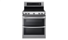 7.3 cu. ft. Electric Double Oven Range with ProBake Convection®, EasyClean®