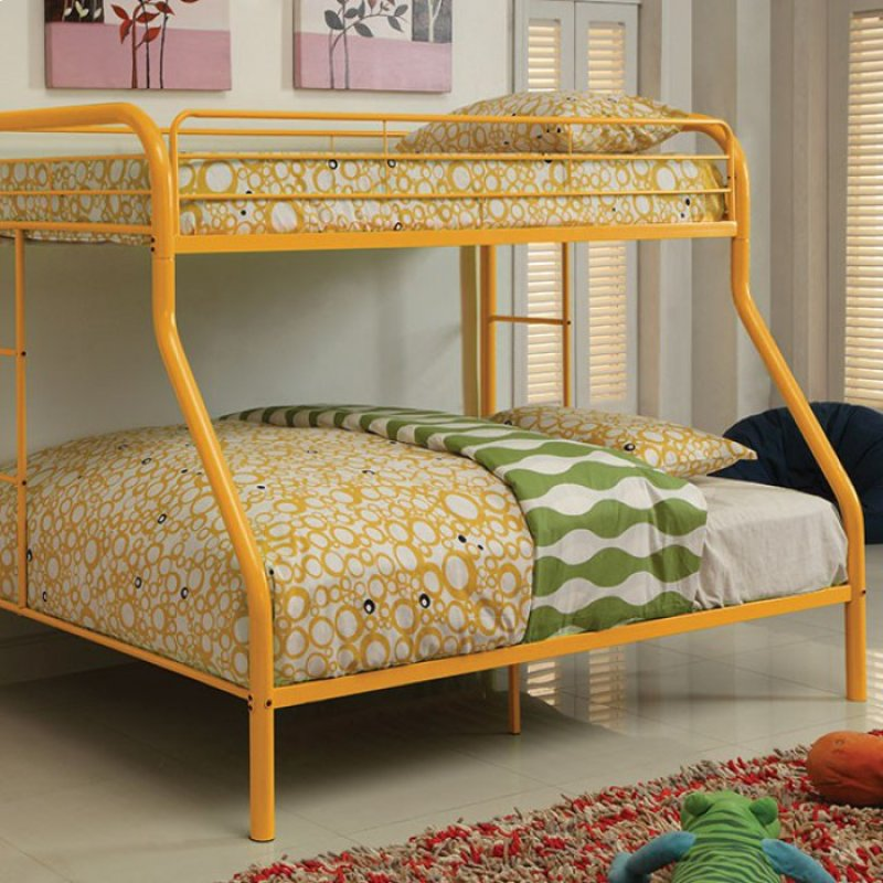 Cmbk1033or In By Furniture Of America In Olympia Wa Rainbow Bunk Bed