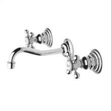 Forever Brass - PVD Wall Mount Lavatory Faucet