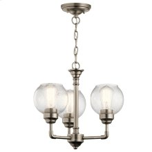 Niles Collection Niles 3 Light Chandelier/Semi Flush AP