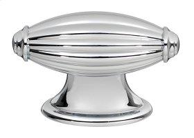 Tuscany Knob A232 - Polished Chrome
