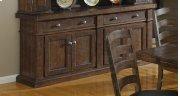 Emerald Home Castlegate Buffet Pine D942dc-60 Product Image