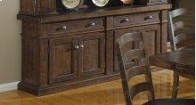 Emerald Home Castlegate Buffet Pine D942dc-60