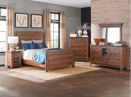 Bedroom - Taos Six Drawer Chest