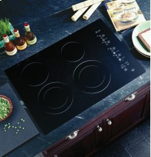 "GE Profile 30"" Built-In CleanDesign Cooktop"