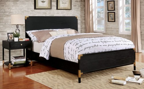Queen-Size Carmela Bed