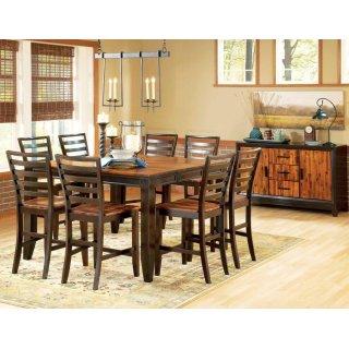 Abaco Counter Table 7 Piece Set