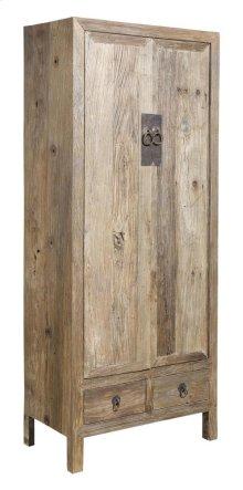 Old Elm Door Cabinet
