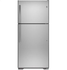 GE® ENERGY STAR® 18.2 Cu. Ft. Top-Freezer Refrigerator