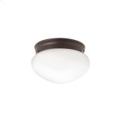 Ceiling Space Collection Flush Mt 1Lt OZ