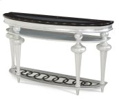 Black Onyx Console Table
