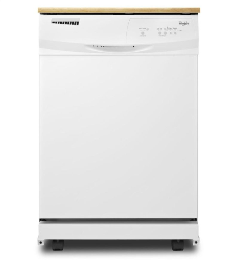 WDP350PAAW in White by Whirlpool in Holdenville, OK - Portable ...