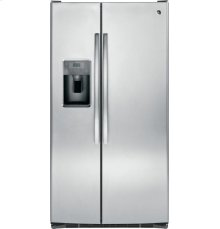 25.4 Cu. Ft. Side-by-Side Refrigerator with Dispenser