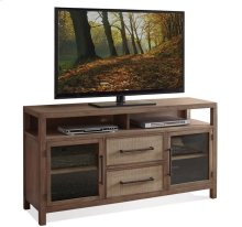 Mirabelle Entertainment Console Ecru finish