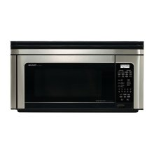 Sharp Carousel Over-the-Range Microwave Oven 1.1 cu. ft. 850W Stainless Steel