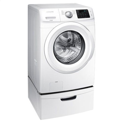 4.2 cu. ft. Capacity Front Load Washer (White)