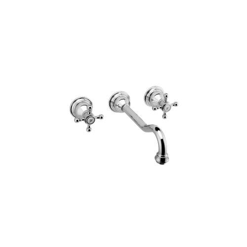 Canterbury Wall-Mounted Lavatory Faucet