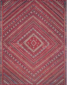 Mh Red / Multi Rug