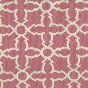 Plaza Coral Fabric