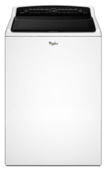 SCRATCH AND DENT 5.3 cu.ft HE Top Load Washer with Adaptive Wash Technology, Intuitive Touch Controls