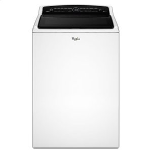 5.3 cu.ft HE Top Load Washer with Adaptive Wash Technology, Intuitive Touch Controls -